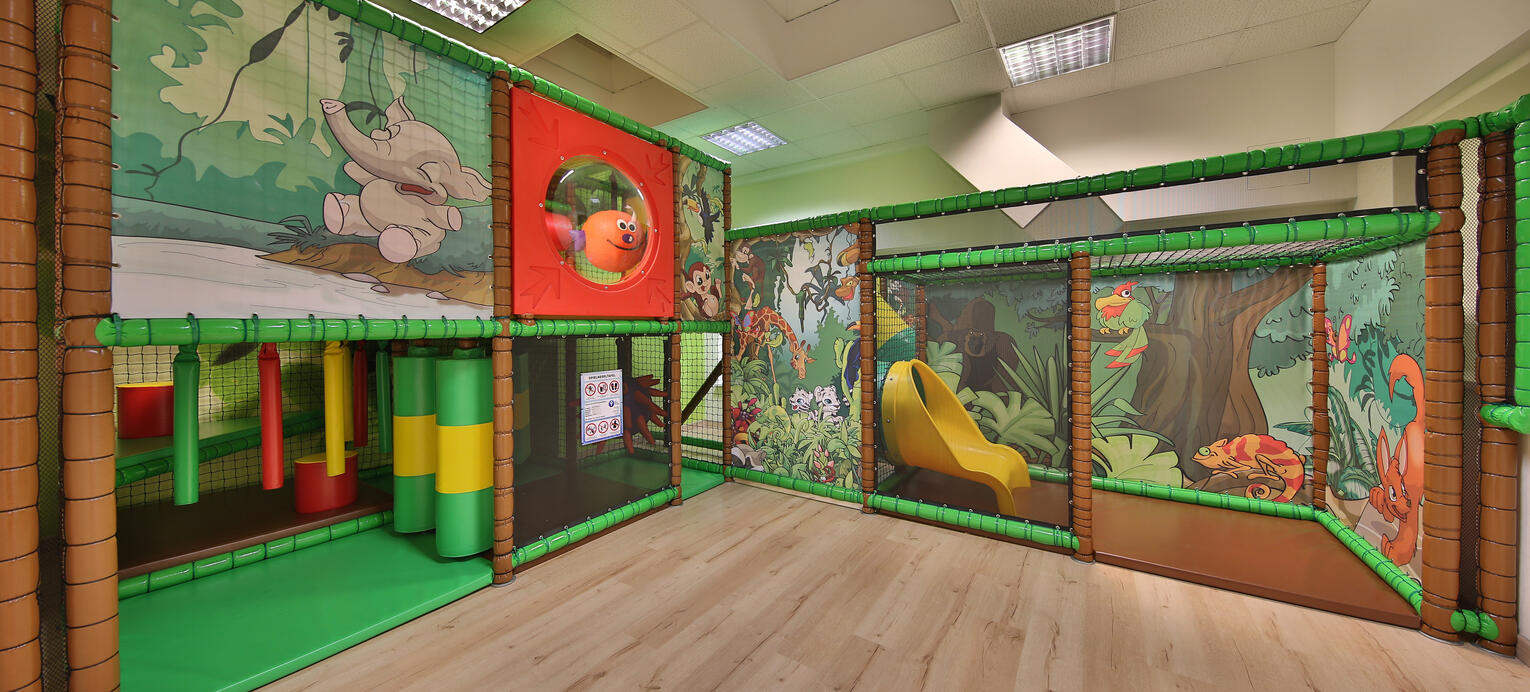 hotel with softplay facility