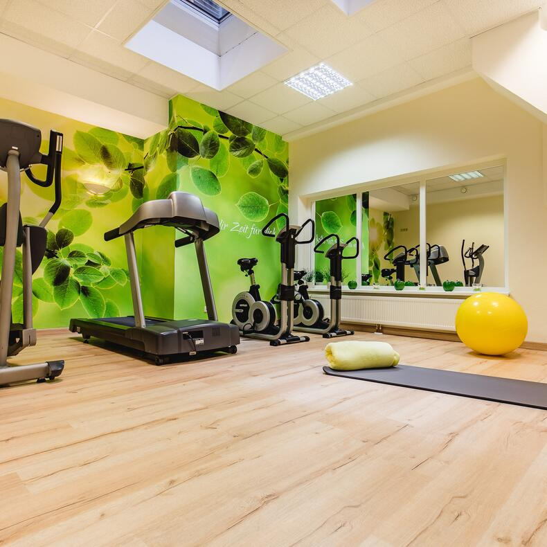 gym room hotel serfaus