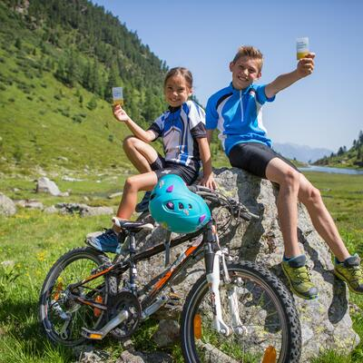 summer holiday in serfaus active